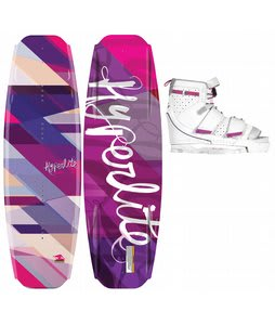 Hyperlite Blur Wakeboard 131 w/ Lark Bindings