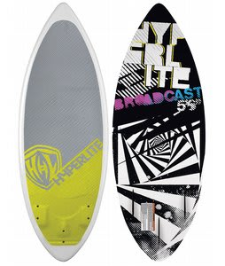 Hyperlite Broadcast Wakesurfer 5ft 6in