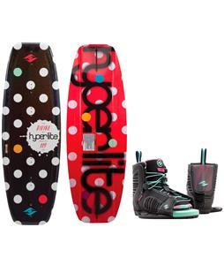Hyperlite Divine Jr Wakeboard w/ Jinx Jr Bindings