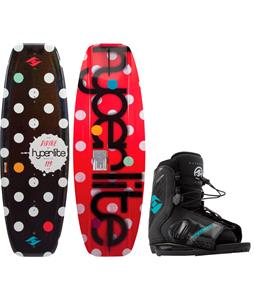 Hyperlite Divine Jr. Wakeboard w/ Remix Jr. Bindings