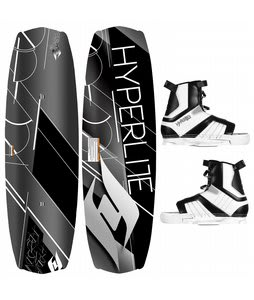 Hyperlite Forefront Wakeboard w/ Remix Bindings