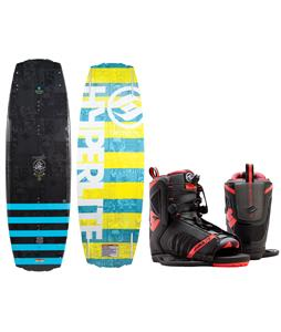 Hyperlite Franchise Jr Wakeboard w/ Remix Bindings