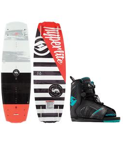 Hyperlite Franchise Wakeboard w/ Remix Bindings