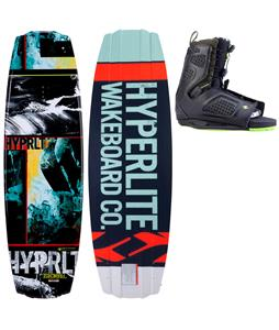 Hyperlite Franchise Wakeboard 142 w/ Team Ot Boots