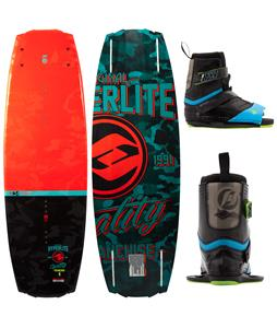 Hyperlite Franchise Wakeboard 142 w/ Focus Bindings