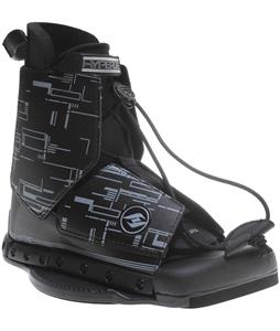 Hyperlite Frequency Wakeboard Boots O/S Black