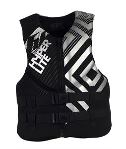 Hyperlite Indy Cga Wakeboard Vest Silver