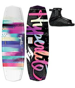 Hyperlite Jade Wakeboard 134 w/ Jinx Boots