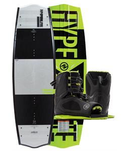 Hyperlite Marek Bio Wakeboard w/ Team OT Bindings