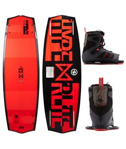 Hyperlite Marek Bio Wakeboard 145 w/ Team OT Bindings 10-14
