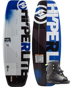Hyperlite Motive Jr. Wakeboard w/ Remix Bindings
