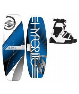 Hyperlite Motive Wakeboard 119 w/ Sprint Boots