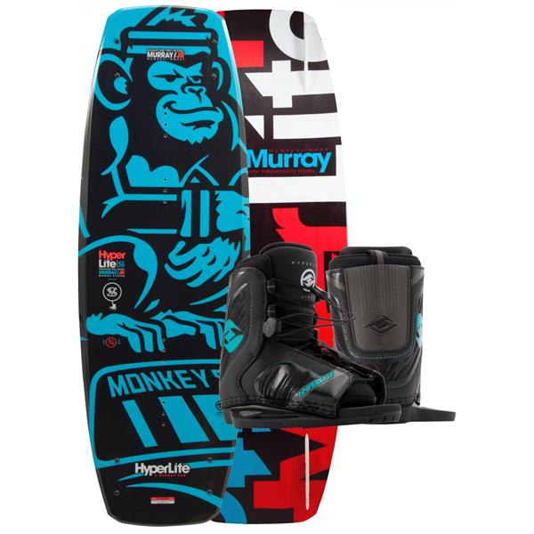 Hyperlite Murray Jr. Wakeboard w/ Remix Bindings