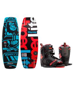 Hyperlite Murray Jr Wakeboard w/ Remix Jr Bindings