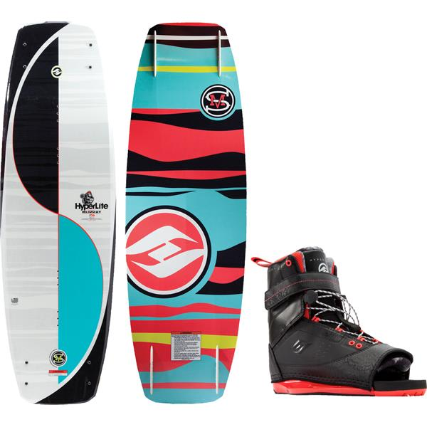 Hyperlite Murray Wakeboard w/ Focus Bindings
