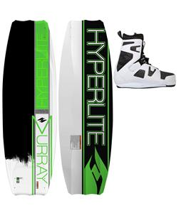 Hyperlite Murray Wakeboard 137 w/ Team Ct Boots