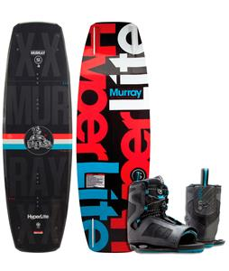 Hyperlite Murray Wakebaord w/ Team Bindings