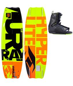 Hyperlite Murray Wakeboard 137 w/ Team Ot Boots