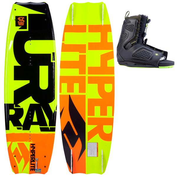 Hyperlite Murray Wakeboard w/ Team Ot Boots