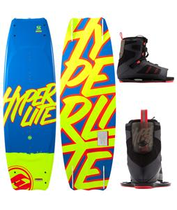 Hyperlite Murray Wakeboard 137 w/ Team OT Bindings 7-10.5