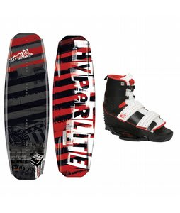 Hyperlite Premier Wakeboard 141 w/ Circuit Bindings
