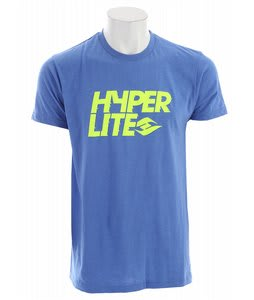 Hyperlite Rush T-Shirt Blue