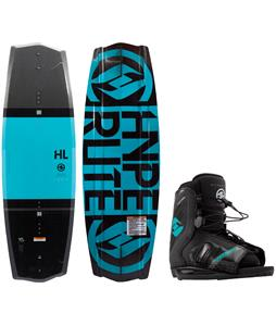 Hyperlite State Jr. Wakeboard w/ Remix Bindings