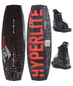Hyperlite State Wakeboard 130 w/ Frequency Boot