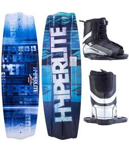 Hyperlite State 2.0 Jr. Wakeboard 125 w/ Remix Jr. Boots