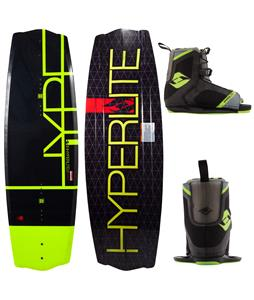 Hyperlite State 2.0 Wakeboard 140 w/ Remix Bindings 7-10.5