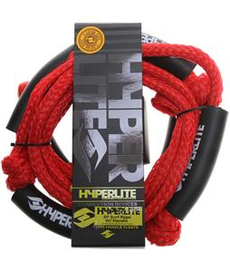 Hyperlite Surf Wakesurf Rope 20ft w/ Handle
