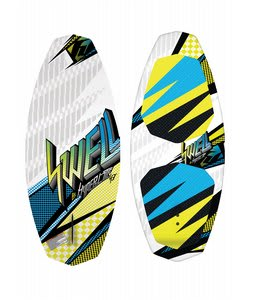 Hyperlite Swell Wake Surf Board 4ft 3in