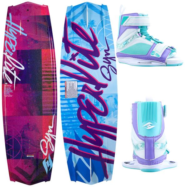 Hyperlite Syn Wakeboard w/ Blur Boots