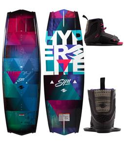 Hyperlite Syn Wakeboard 132 w/ Jinx Bindings