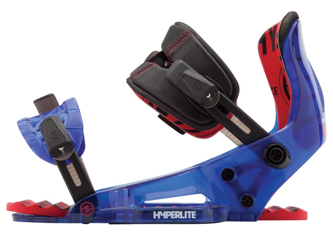 Hyperlite System Pro Wakeboard Bindings