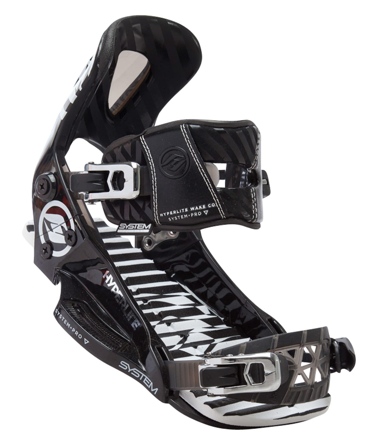 Hyperlite System Pro Wakeboard Bindings 2018