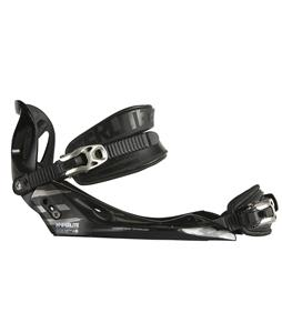 Hyperlite System Pro Wakeboard Bindings Black