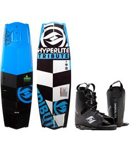 Hyperlite Tribute Wakeboard w/ Frequency Bindings
