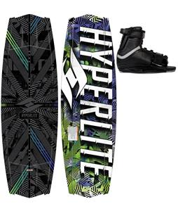 Hyperlite Tribute Wakeboard w/ Focus Boots