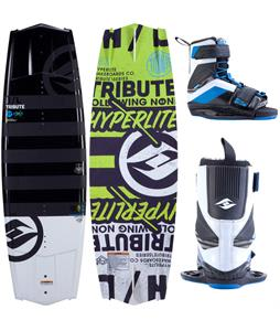 Hyperlite Tribute Wakeboard 142 w/ Focus Boots