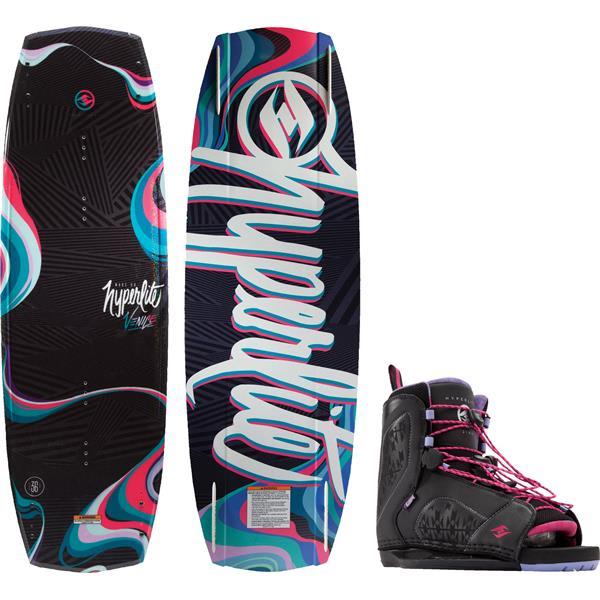 Hyperlite Venice Wakeboard w/ Jinx Bindings
