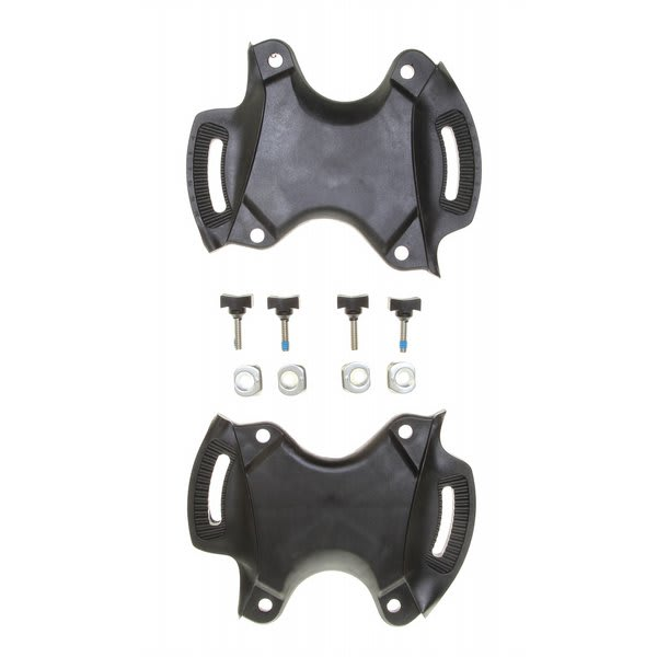 Hyperlite Wing Bolt 6 Hole Pattern Mounting Kit