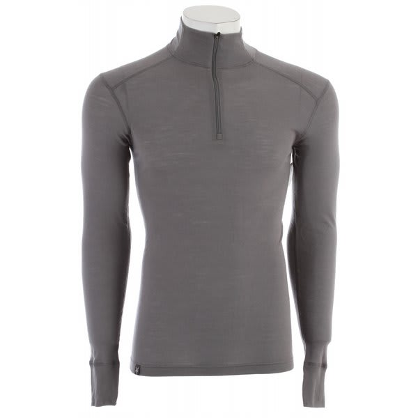 Ibex Woolies 150 Zip T Baselayer Top