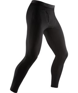 Icebreaker Everyday Leggings Baselayer Pants Black