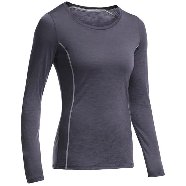Icebreaker Aero L/S Crewe Baselayer Top