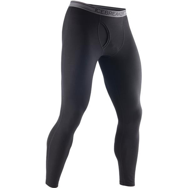 Icebreaker Anatomica Leggings w/ Fly Baselayer Pants
