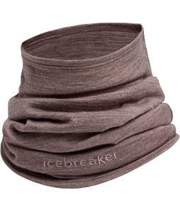 Icebreaker Apex Chute Neck Gaiter Chestnut Heather