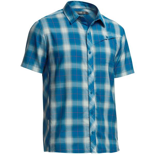 Icebreaker Departure Plaid Shirt