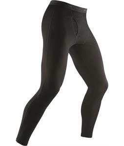Icebreaker Everyday Leggings w/ Fly Baselayer Pants Black