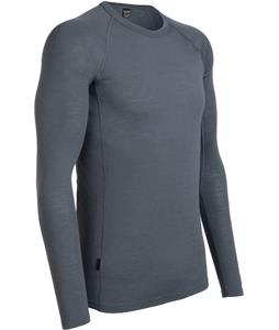 Icebreaker Everyday L/S Crewe Baselayer Top Cave